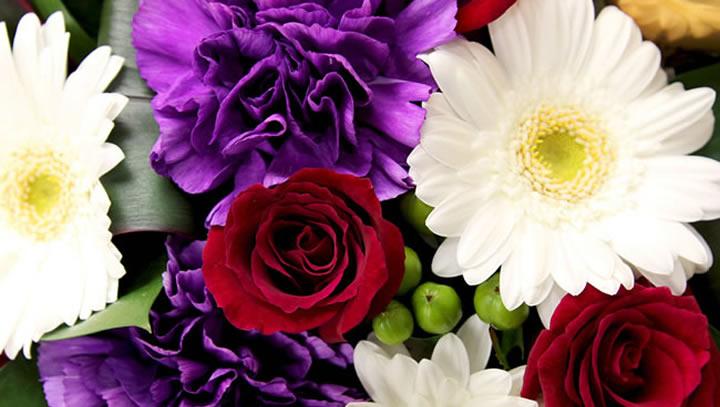 送ったお花を画像で確認できる!